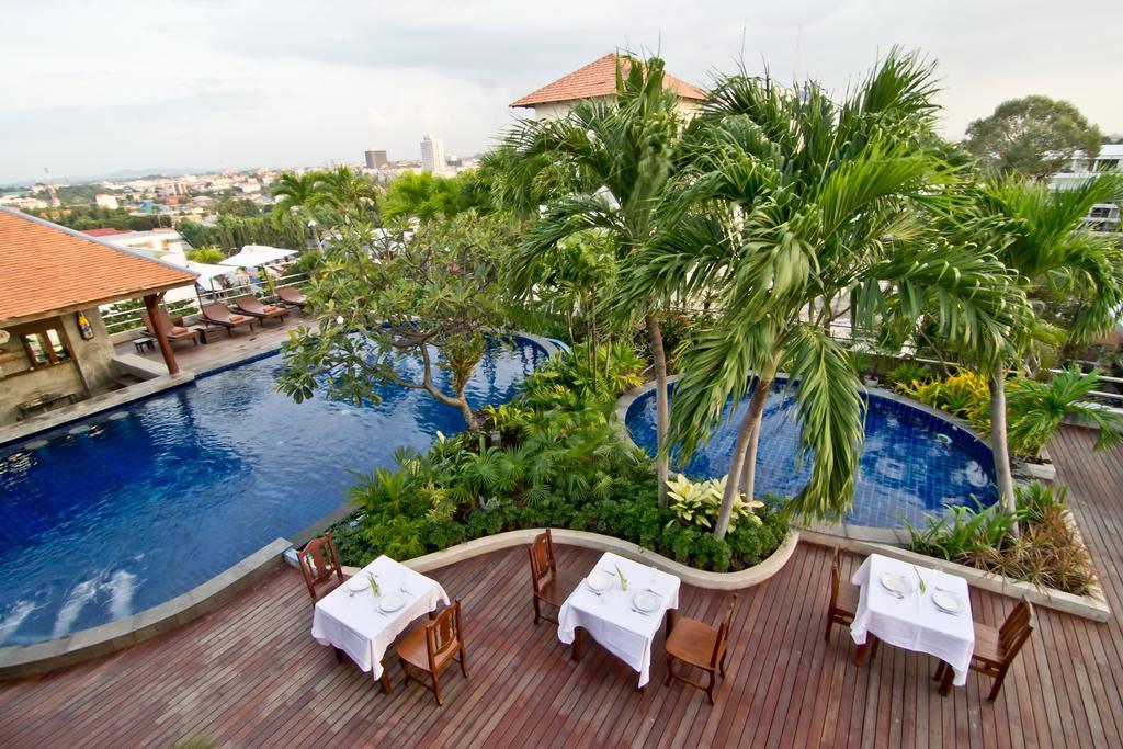 هتل سان شاین ویستا در پاتایا (Hotel Vista Pattaya)