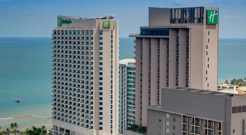 معرفی هتل هالیدی این پاتایا (Holiday Inn Pattaya)
