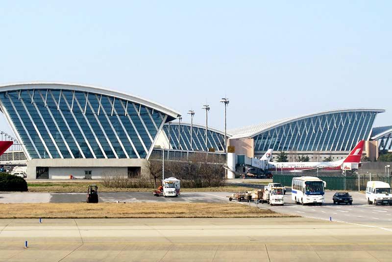فرودگاه بین المللی پودونگ شانگهای