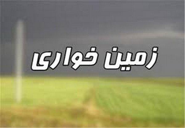 زمین خواران لودر ماموران شهرداری اهواز را آتش زدند