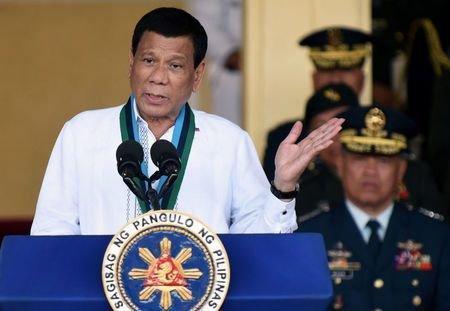 نظر رئیس جمهوری فیلیپین در صورت تغییر معاونش