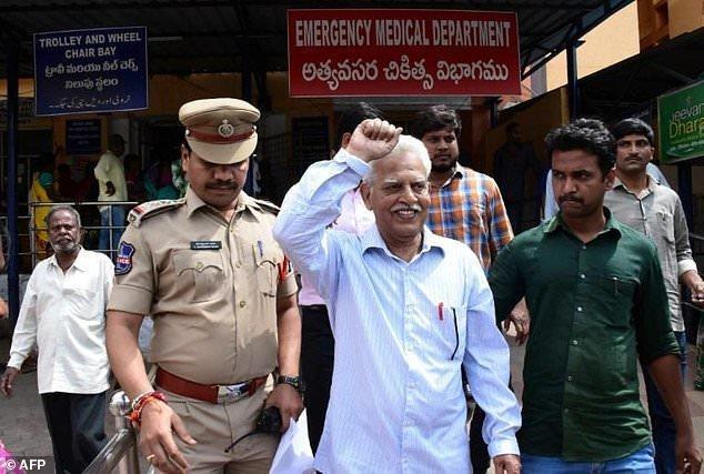 اعتراض اپوزیسیون هند به بازداشت فعالان حقوق بشری