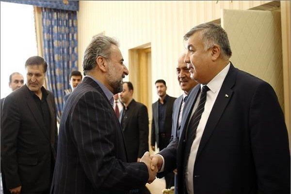 روابط ایران با کشورهای آسیای مرکزی طی سه دهه رو به توسعه بوده است