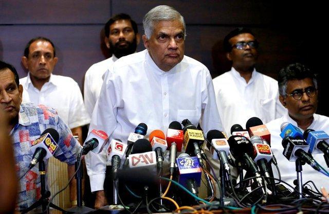 رئیس جمهوری سریلانکا پارلمان را تعلیق کرد