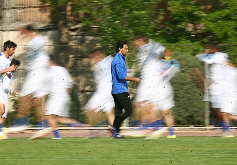 گزارش تمرین استقلال، حضور صیادمنش و ادامه غیبت بازیکن مغضوب