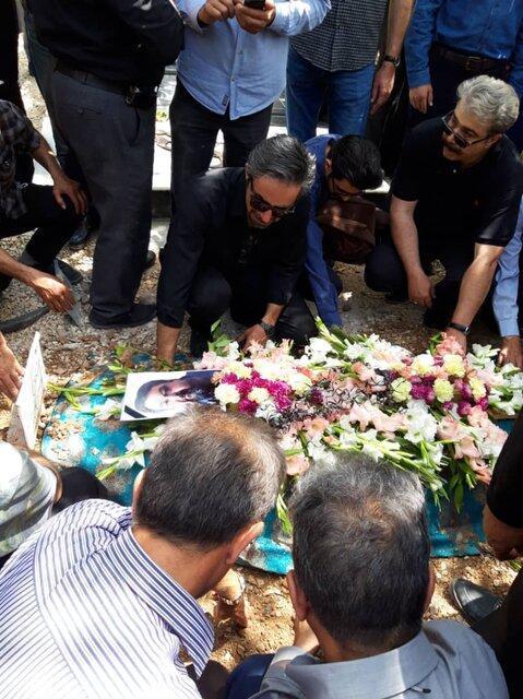 هنرمند خوشنویس اصفهانی درگذشت