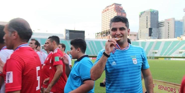 اظهارات مربی تیم ملی پیشکسوتان ایران درباره مسابقات جهانی تایلند