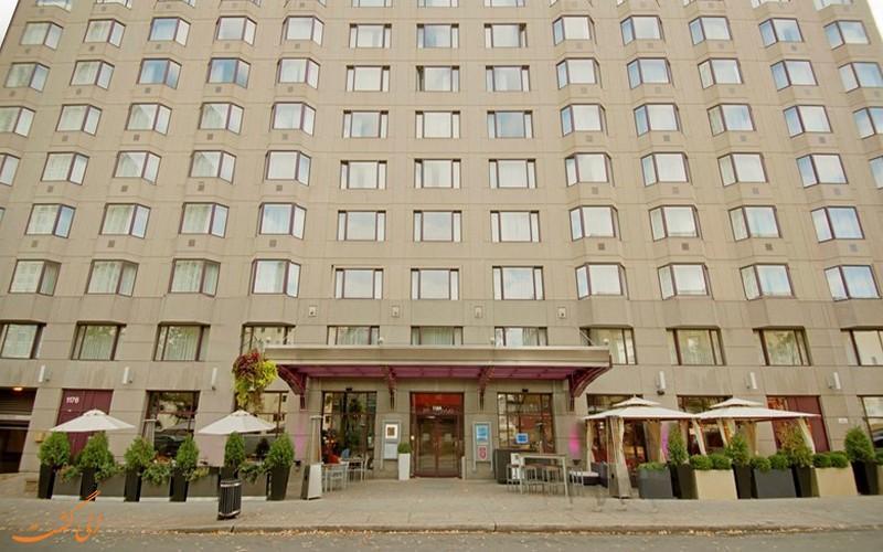 معرفی هتل نووتل مونترال ، 4 ستاره