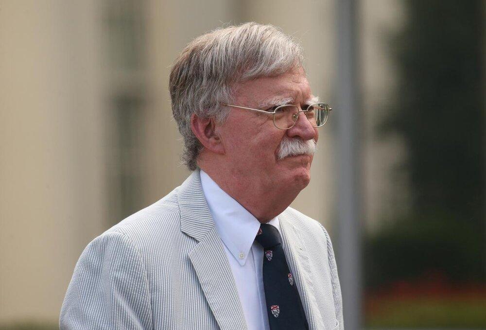 درخواست بولتون از انگلیس علیه ایران و چین