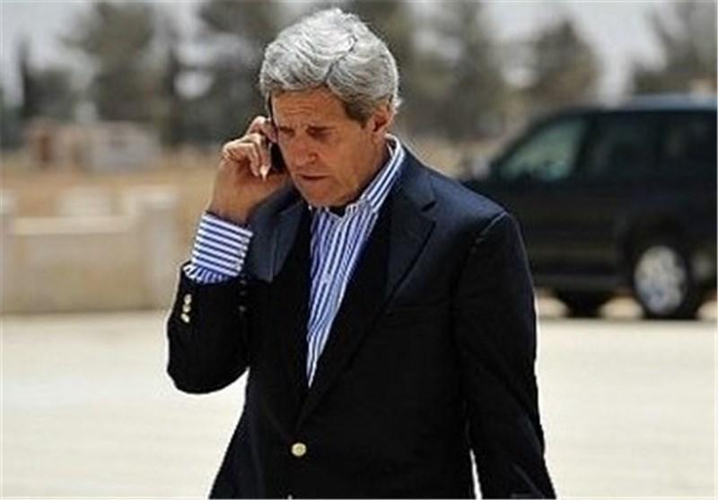 کری با وزرای خارجه کانادا و ترکیه هم درباره برنامه هسته ای ایران تلفنی گفت وگو کرد