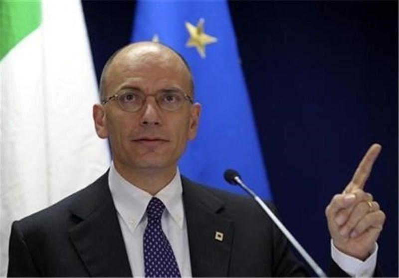 نخست وزیر ایتالیا بر اجرای مجازات برلوسکونی تاکید نمود