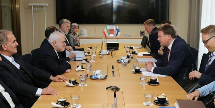 ظریف: اقدامات یکجانبه آمریکا محدود به ایران نخواهد ماند و شرکای اروپایی را نیز هدف گرفته است