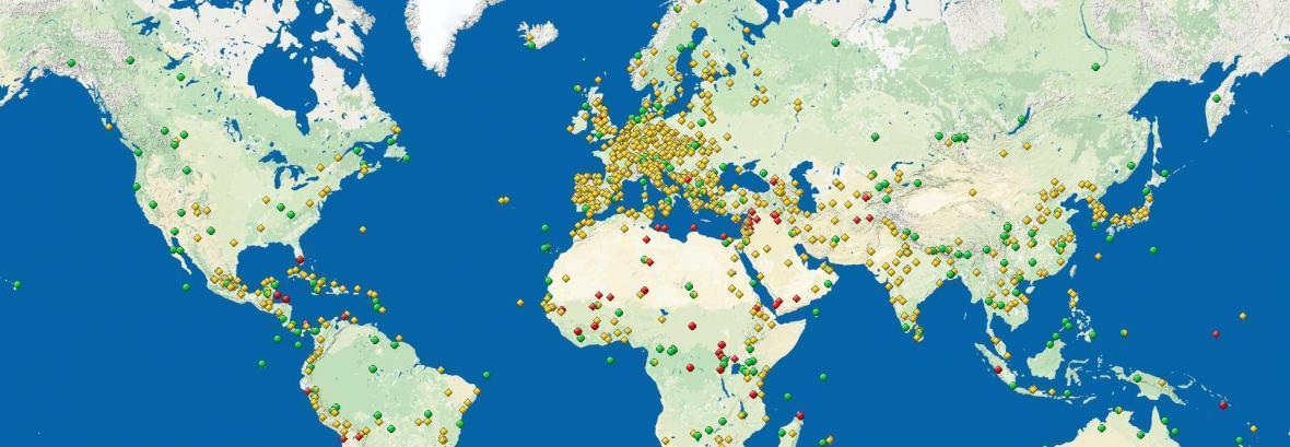 میراث فرهنگی و گردشگری در کشورهای دیگر چه ساختاری دارند؟ ، ساختار پیشرو فراسازمانی در ایتالیا و فرانسه ، ایران در جهت ساختاری ترکیه