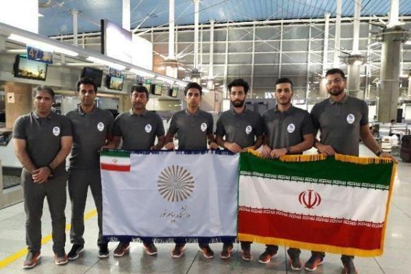 پیروزی دانشجویان بسکتبالیست ایران مقابل فیلیپین و شکست برابر چین