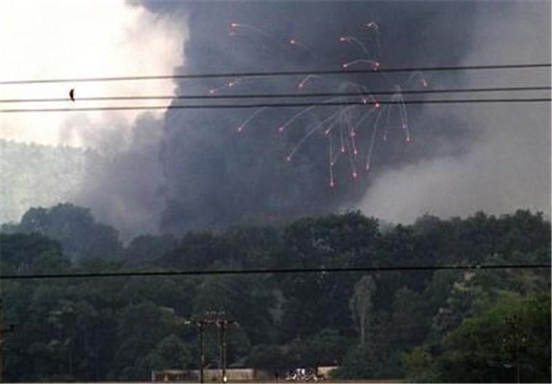 7 کشته درپی انفجار کارخانه فراوری مواد آتش بازی در ویتنام