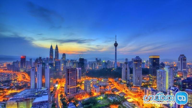جاذبه های گردشگری کوالالامپور و اطلاعات سفر به آن