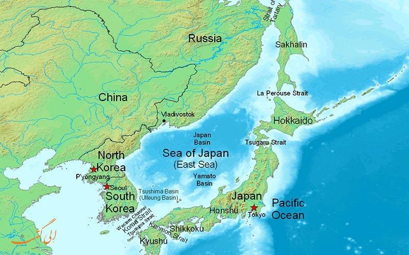 چطور یک فرد کره ای، چینی یا ژاپنی را از هم تشخیص دهیم؟