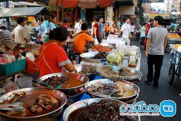 خوشمزه ترین غذاهای خیابانی مالزی ، طعم هایی عجیب و تازه در آسیا