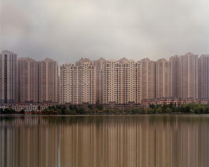 شهرهای مدرن چینی که هیچ کس در آن ها زندگی نمی کند