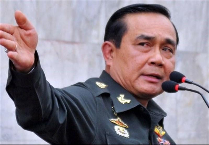 ارتش در بحران سیاسی تایلند دخالت نخواهد کرد