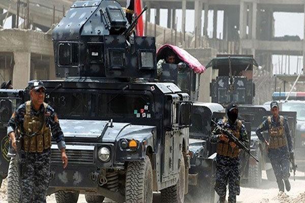 درگیری شدید پلیس عراق با داعش در جنوب کرکوک