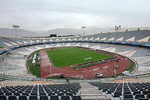 نمایندگان فیفا از ورزشگاه آزادی بازدید کردند