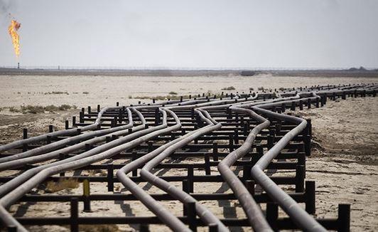 انتقال نفت خام از خلیج فارس به منطقه جاسک تا سال 99