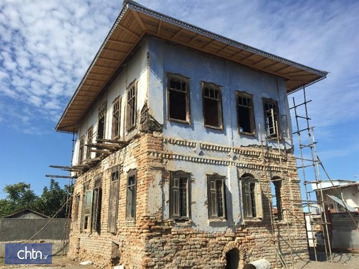 مرمت 12 پروژه میراث فرهنگی گلستان با قریب به 9میلیارد ریال اعتبار