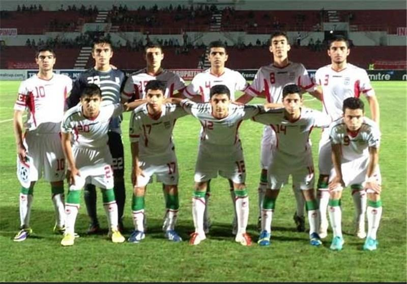 برگزاری دیدار نوجوانان فوتبال ایران و ایتالیا در آذر ماه