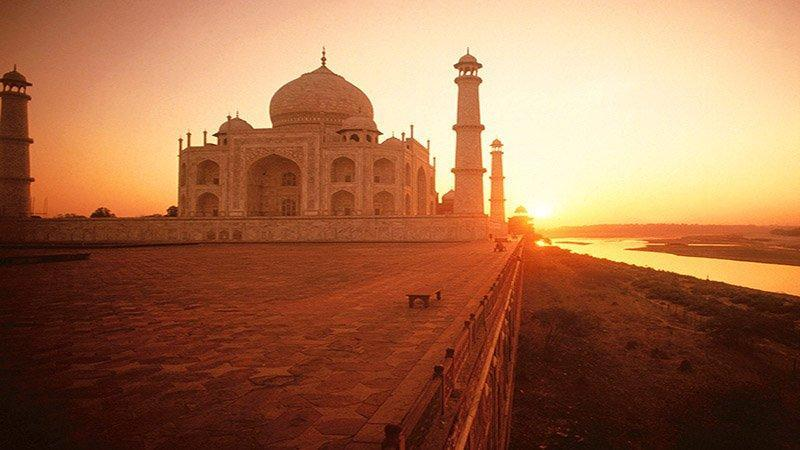 حقایقی پنهان از تاج محل در هند