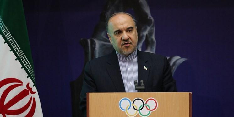 اعتراض ایران به کمیته بین المللی المپیک به خاطر توهین بحرینی ها