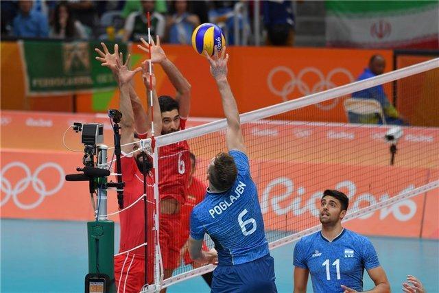 شروع بد والیبال ایران در المپیک، ولاسکو سد راه ایران شد