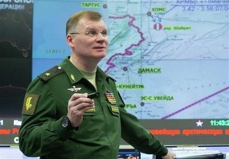 روسیه: آمریکا مشغول راهزنی بین المللی و غارت نفت سوریه است