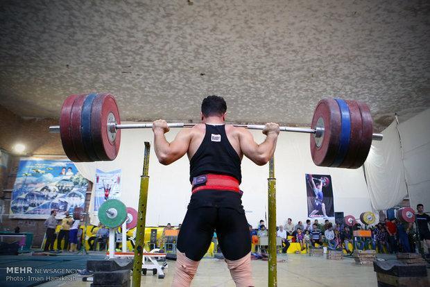 تیم وزنه برداری ایران سوم شد، چین به عنوان قهرمانی رسید