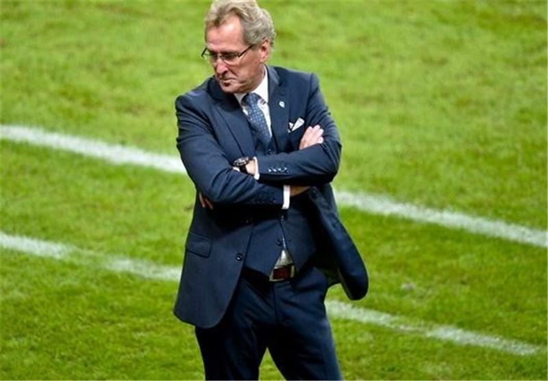 همرن: نتیجه تساوی مقابل ایتالیا می توانست عادلانه تر باشد