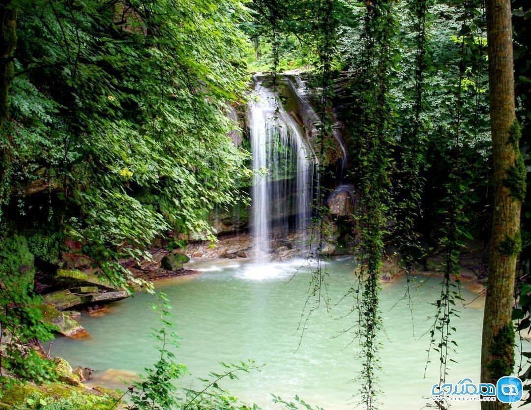 هفت آبشار سوادکوه ، با جاذبه های گردشگری سوادکوه آشنا شوید