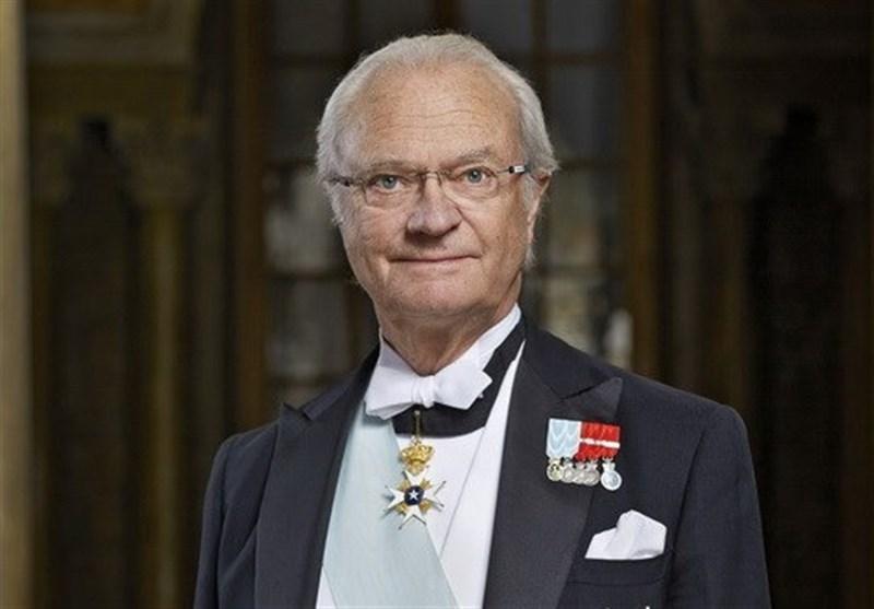 پادشاه سوئد خواهان لغو حکومت نظامی هند در کشمیر شد