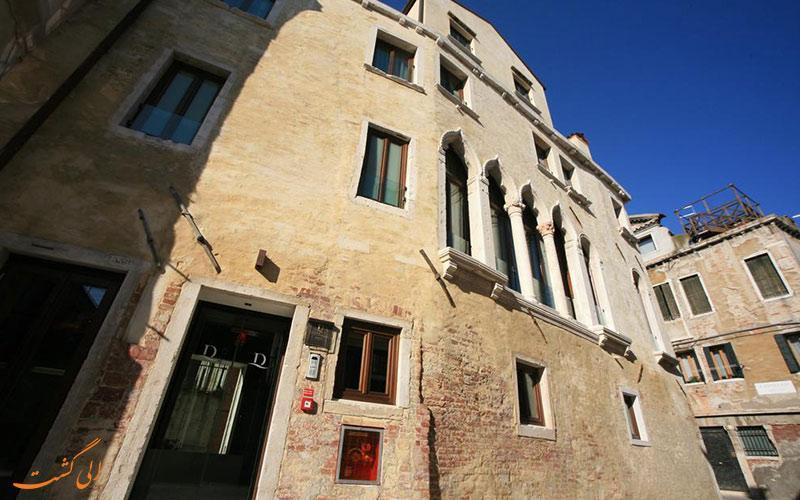 معرفی هتل دومینا هوم کا زوستو ونیز ، 4 ستاره