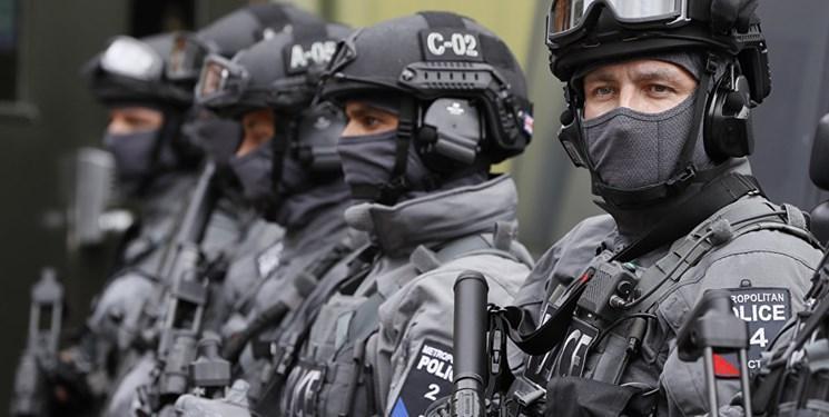 پلیس ضد تروریسم انگلیس 5 نفر را دستگیر کرد