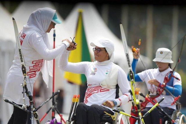 زهرا نعمتی: امیدواریم در آلمان سهمیه المپیک بگیریم، نمی توانم خودم را در خانه حبس کنم
