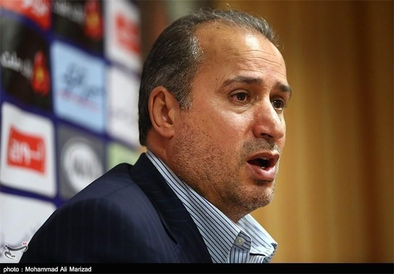تاج: حال فوتبال ایران خوب است، با حداقل هزینه اول آسیا هستیم