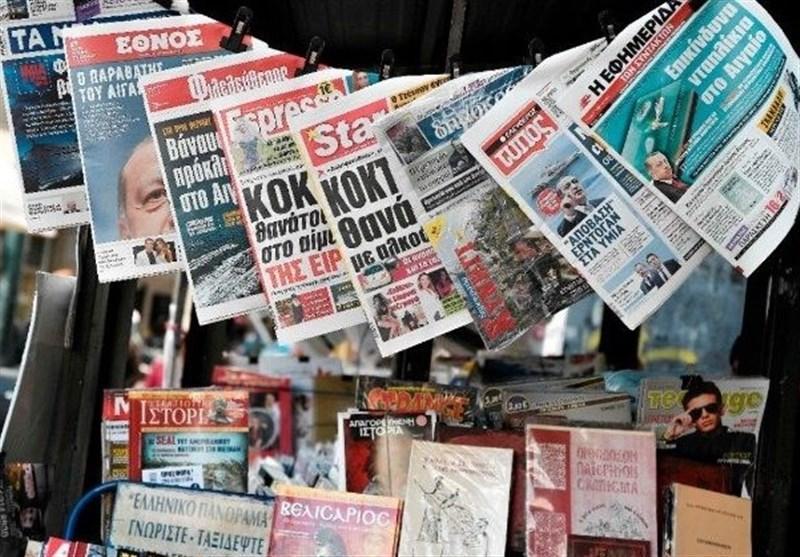 نشریات ترکیه در یک نگاه، اردوغان: سال 2020 برای ما سال برداشت است، گمشو آمریکا