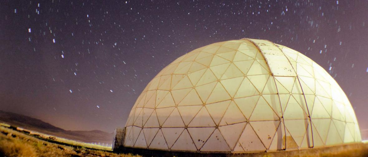 سفری به رصدخانه مراغه؛ تاریخی طولانی درون یک نیم کره