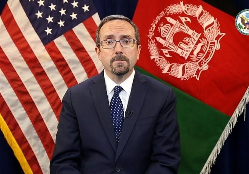 سفیر آمریکا کابل را ترک کرد