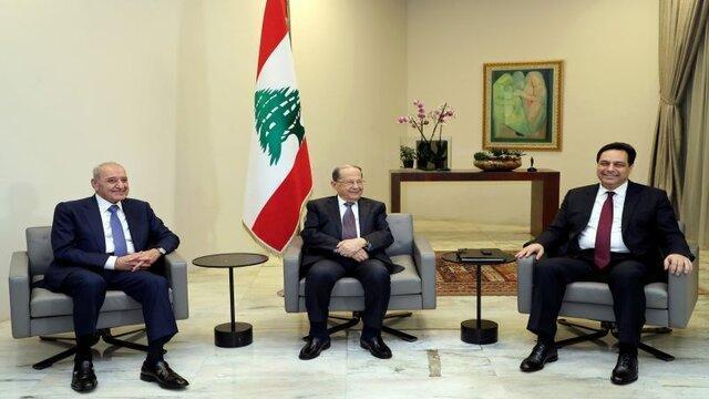 اعلام تشکیل دولت جدید لبنان با 20 وزیر