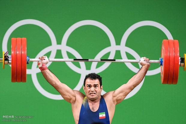 رقابت های وزنه برداری غرب آسیا ، نبرد سهراب برای رسیدن به المپیک