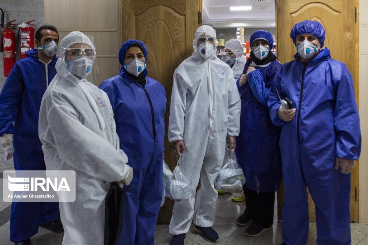 خبرنگاران پویش در خانه بمانیم در مهریز تشکیل شد