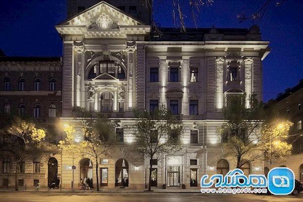 معرفی هتل عجیب در بوداپست، هتل میستری
