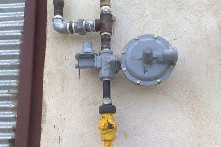 پروژه گازرسانی به شهر اورامان تخت افتتاح شد