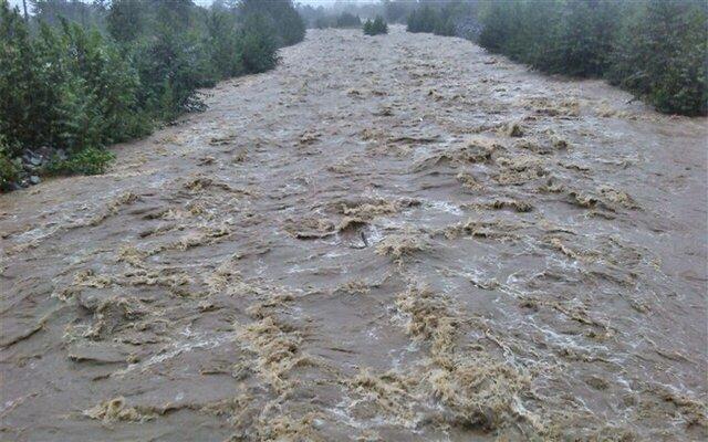 هشدار به کشاورزان آذربایجان شرقی در مورد سیل و طغیان رودخانه ها